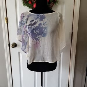 Mudd blouse size xs in good condition